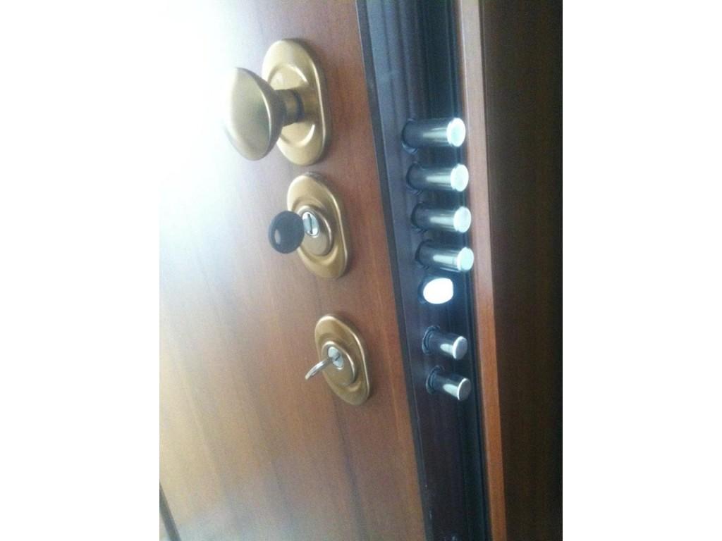 Θωρακισμένη πόρτα με διπλή κλειδαριά Dierre Νέα Σμύρνη Δείτε έργα μας