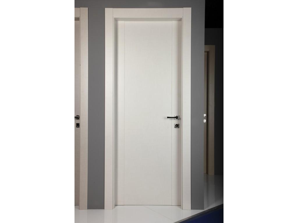 Μοντέρνα πόρτα εσωτερικού χώρου σε χρώμα Delave σχέδιο PROFIL Laminate