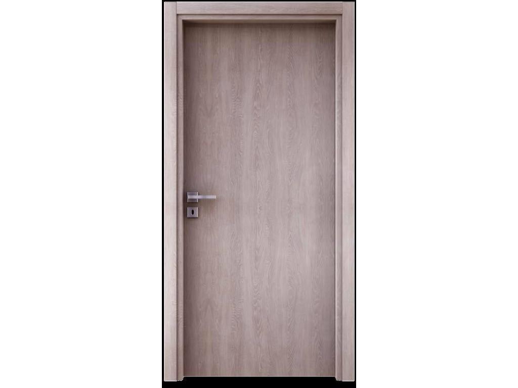 Πόρτα εσωτερική Laminate χρώμα R37 επίπεδη  Laminate