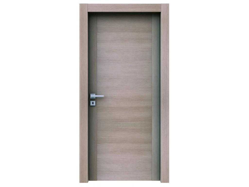 Πόρτα laminate σχέδιο R1100 χρώμα D12 ίσιο Laminate